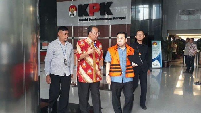 Ditanya Bantahan Made Oka Soal Dana ke Puan dan Pramono, Setya Novanto Tertawa
