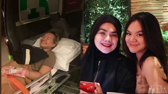 Shafa Harris Dibawa Ambulans, Sarita Ungkap Kondisi Anak Sebelum Masuk RS: Makin Parah Sakitnya