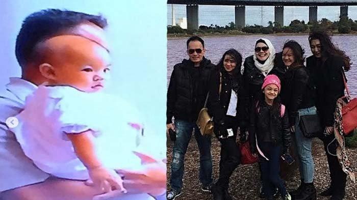 Shafa Harris Pamer Foto Masa Kecil Digendong Faisal Harris, Captionnya Bikin Sarita Bereaksi Ini