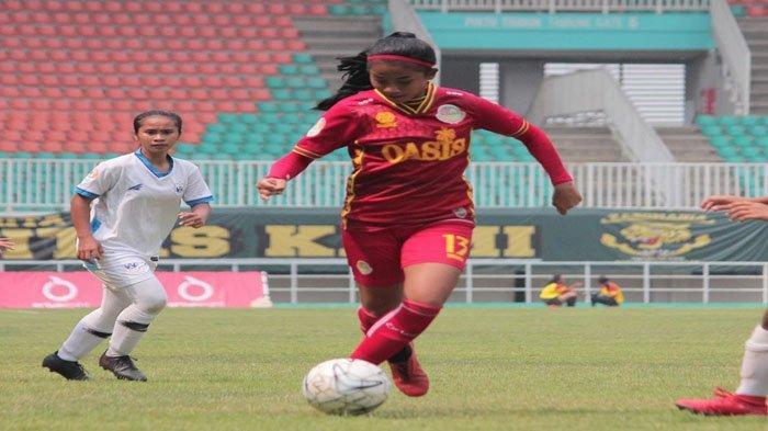 Lawan Corona, Pemain PS Tira Persikabo Kartini, Shafira Lelang Jersey Buat Beli APD