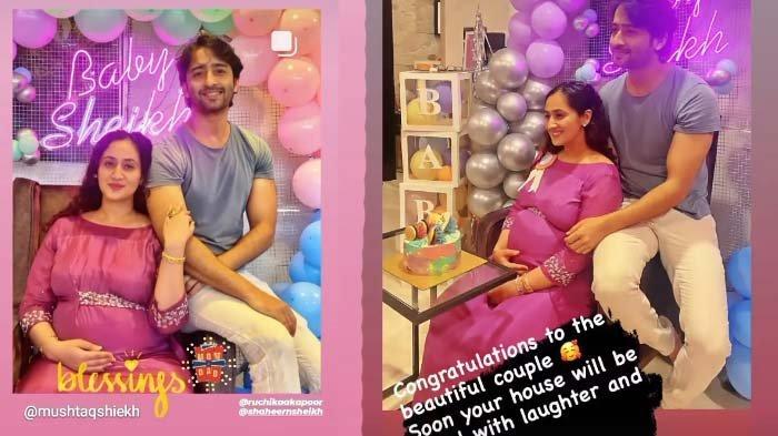Selamat ! Shaheer Sheikh Resmi Jadi Ayah, Ruchikaa Kapoor Lahirkan Bayi Perempuan