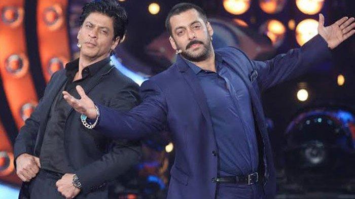 Masih Bugar di Usia 50 Tahun, Ini Rahasia Salman Khan dan Shah Rukh Khan, Ungkap Pola Makan Khusus