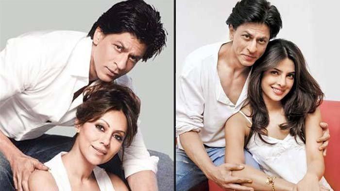 Shah Rukh Khan Pernah Selingkuhi Priyanka Chopra, Istri Lakukan Ini Agar Awet Menikah 30 Tahun