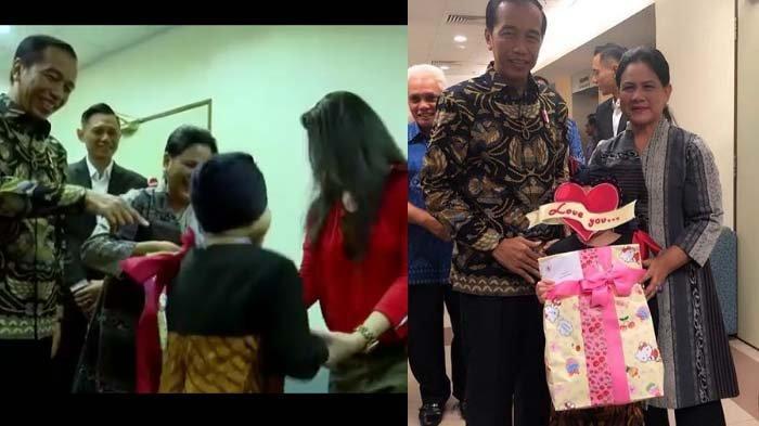 Denada Nangis Lihat Video Shakira Loncat Girang Dapat Kado dari Jokowi, Begini Kondisinya Sekarang