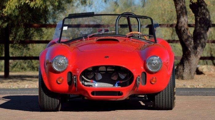 Shelby Cobra Milik Paul Walker Akan Dilelang