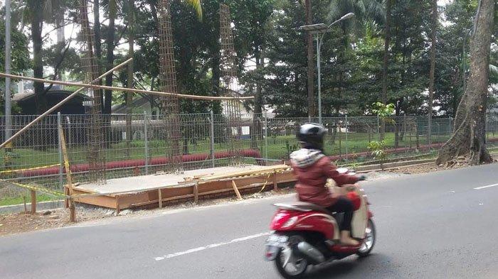 Disperumkim Izinkan Dishub Kota Bogor Bangun Shelter Angkot Modern di Jalur Hijau