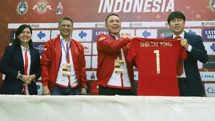Shin Tae-yong Bakal Panggil 34 Pemain untuk Pemusatan Latihan Timnas Indonesia Senior