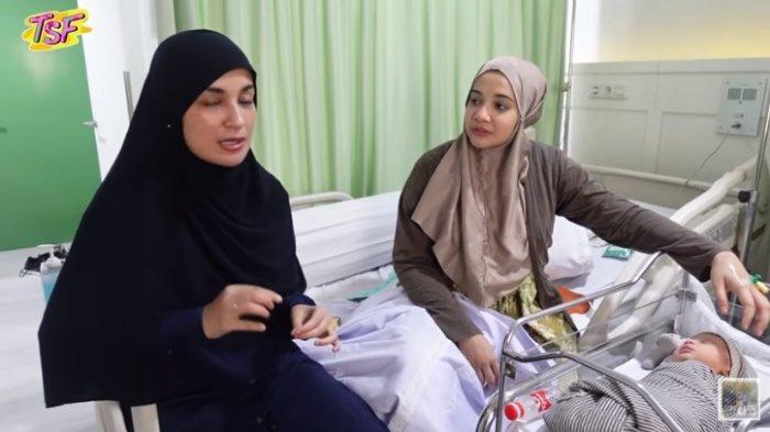 Ungkap Alasan Ibu Tak Temani Zaskia Sungkar Melahirkan, Shireen : Ujian Sama Kenikmatan Berbarengan