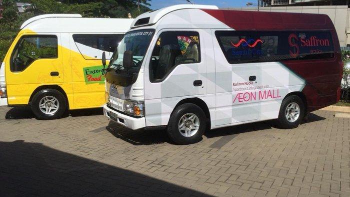 Permudah Mobilisiasi, Sentul City Sediakan Shuttle Trans Sebagai Sarana Transportasi Warga