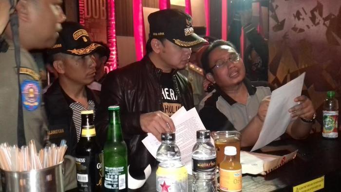 Peredaran Alkohol di Kota Bogor Tabrak Aturan, Kafe Dekat GOR Pajajaran dan Sekolah Dibiarkan