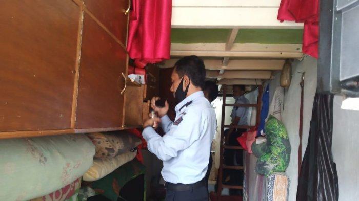 Sidak Kamar Lapas Kelas IIA Bogor, Ditemukan Banyak Barang Terlarang
