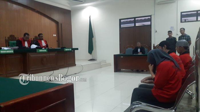Suami Istri Pembunuh Dufi Divonis Hukuman Mati, Isak Tangis Warnai Persidangan