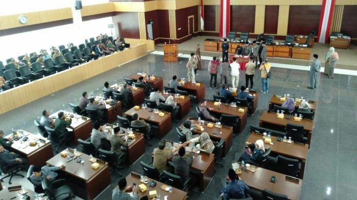 Gelar Sidang Paripurna Siang Ini, DPRD Bakal Ketuk Palu Perda RTRW yang Baru