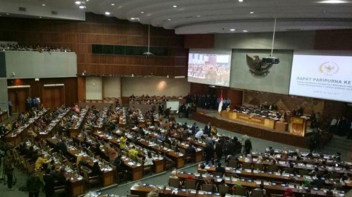 Anggota Tertua dan Termuda Ditunjuk Jadi Pimpinan Sementara Sidang Paripurna DPR