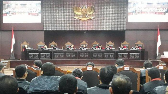 Gugatan Caleg Gerindra Dikabulkan MK Karena KPU Salah Catat