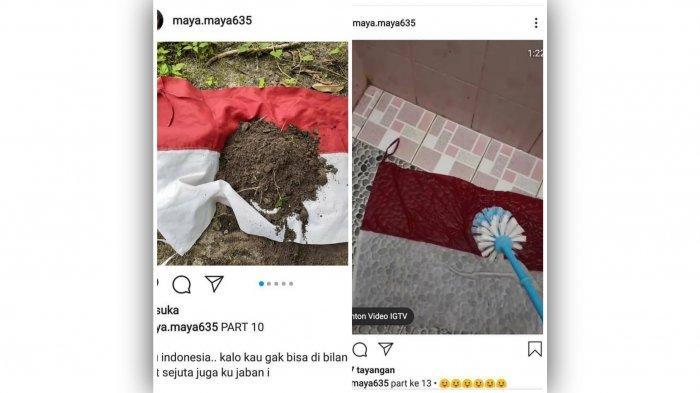 Kolase foto dari unggahan instagram @maya.maya635