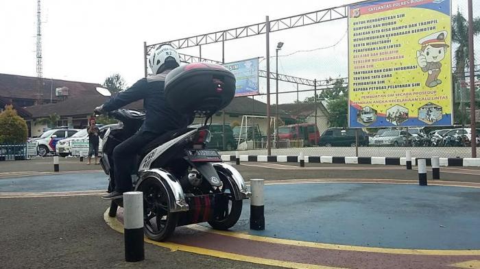Beredar Kabar Bikin SIM Tanpa Tes Rp 150 Ribu di Bogor, Ini Penjelasan Kasatlantas Polres Bogor