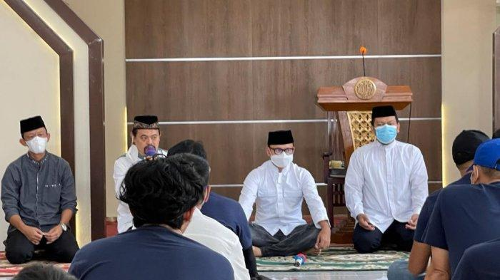 Wali Kota Bogor Bima Arya Serahkan Bantuan Hibah ke Dua Masjid