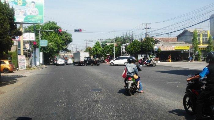 Tak Hambatan Berarti dari Simpang Pomad Menuju Jalan Pajajaran Bogor