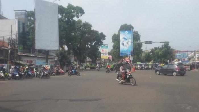 Libur Tahun Baru Islam, Lalu Lintas Jalan KS Tubun Simpang Plaza Jambu Dua Lancar