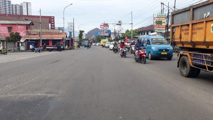 Kondisi Lalu Lintas di 3 Simpang Jalan KS Tubun Bogor