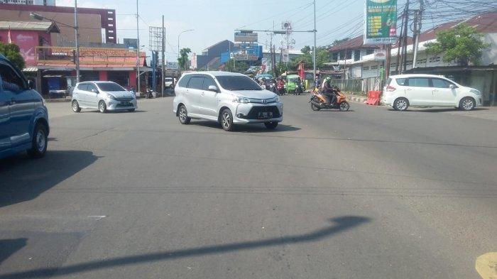 Info Lalu Lintas Jalan KS Tubun, Simpang Pomad Lancar, Tersendat di Simpang Jalan Kedung Halang