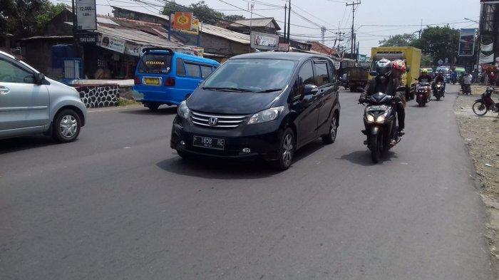Jalan Raya Jakarta-Bogor Jelang Siang Ini Ramai Lancar