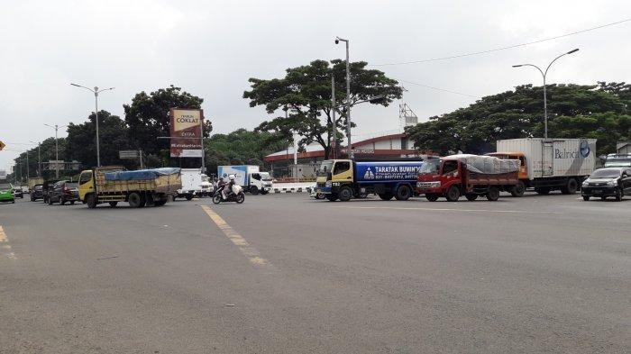 Info Lalu Lintas Selasa 21 Januari 2020, Simpang Sentul Bogor Ramai Lancar
