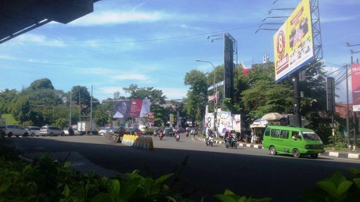 TRAFFIC UPDATE - Simpang Tol BORR Lancar Dari Segala Arah