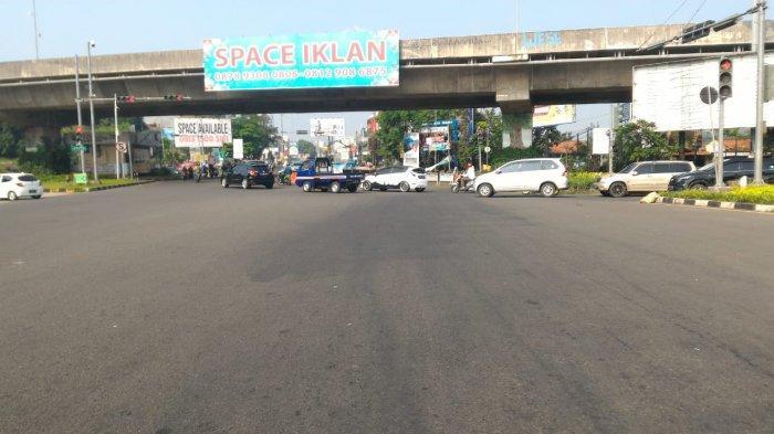 INFO Lalu Lintas Simpang Tol BORR Senin 24 Mei 2021, Cek di Sini!