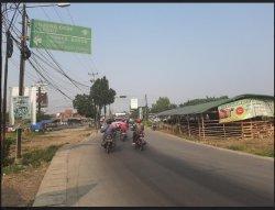 INFO LALIN: Simpang Bambu Kuning Bojonggede Lancar