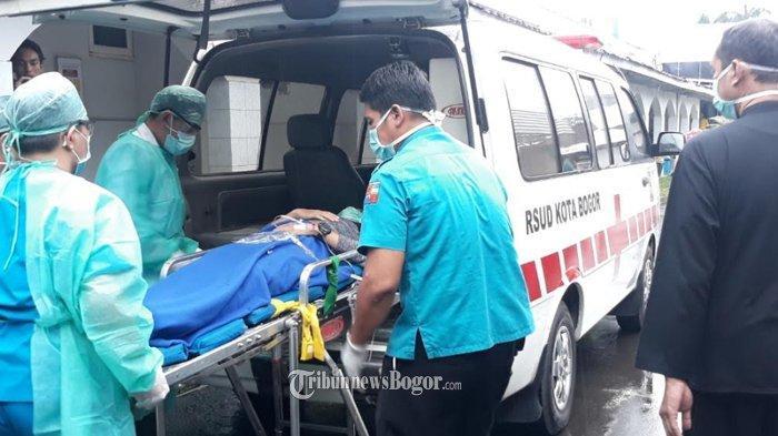 Heboh Video Evakuasi Pasien di RS Bogor, Ade Yasin : Ternyata Bukan Suspect Corona