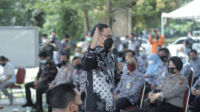 Perkuat PPKM Mikro, Forkopimda Kota Bogor Gelar Simulasi