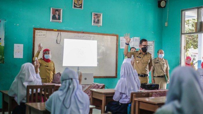 Vaksinasi Guru dan Pelajar Masih di Bawah 100 Persen, Kota Bogor Belum Siap Menggelar Simulasi PTM