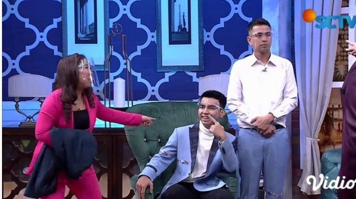 Singkirkan Raffi Ahmad, Gaya Dimas Jadi Host Bikin Suami Nagita Kesal : Kenapa Lu Jatuhin Gue?
