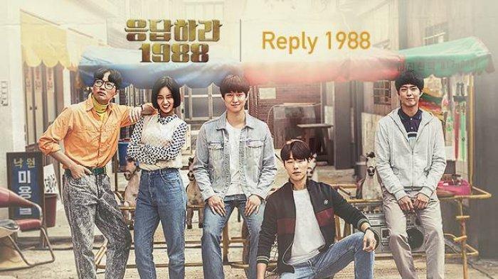 Sinopsis Drama Korea Reply 1988 Mulai Sore Ini di NET TV, Park Bo Gum dkk Jadi Anak SMA Era 80'an