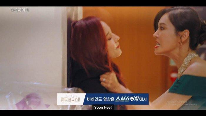 Sinopsis Drama Korea The Penthouse 2 Episode 3 Malam Ini: Dicekik Seo Jin, Bagaimana Nasib Yoon Hee?