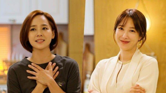 Sinopsis episode terakhir drama Korea The Penthouse, Su Ryeon (kanan) dibunnuh Yoon Hee (kiri)?