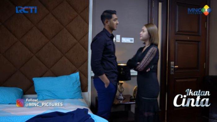 Trailer dan Sinopsis Ikatan Cinta Selasa 21 September 2021, Siapakah yang Berani Masuk ke Rumah Al?