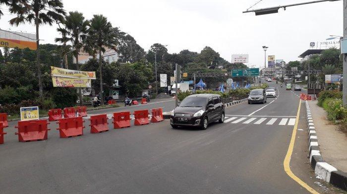 Antisipasi Kepadatan Arus Balik Wisatawan, One Way di Puncak Bogor Diberlakukan Siang Ini