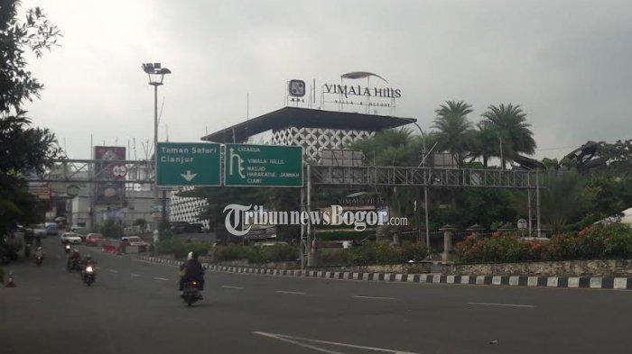 Jalur Puncak Siang Ini Satu Arah ke Jakarta, Simpang Gadog Terpantau Ramai Lancar