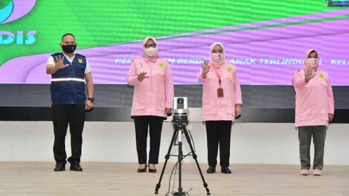Aplikasi 'Sigadis' Siap Terima Lapor Kekerasan Anak dan Perempuan di Kabupaten Bogor