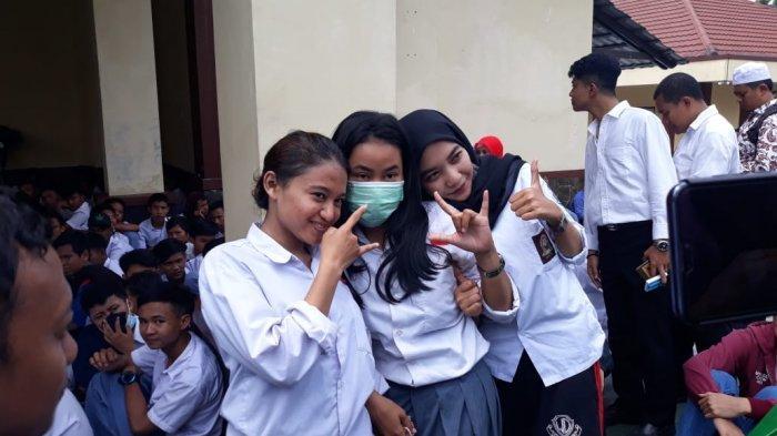 Niat Bujuk Teman Agar Tak Ikut Demo ke Jakarta, Tiga Siswi Citeureup Bogor Diamankan Polisi
