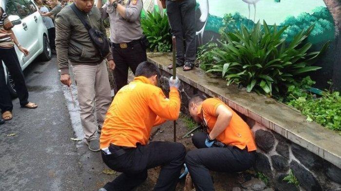 Kabar Terbaru Kasus Siswi SMP yang Ditemukan Tewas di Gorong-gorong, Polisi Segera Ungkap Tersangka