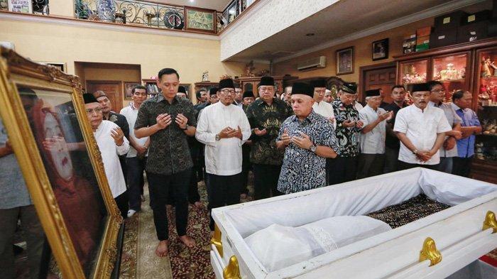 Ibunda SBY, Siti Habibah Dimakamkan di TPU Tanah Kusir, Ini Prosesi Pemakamannya