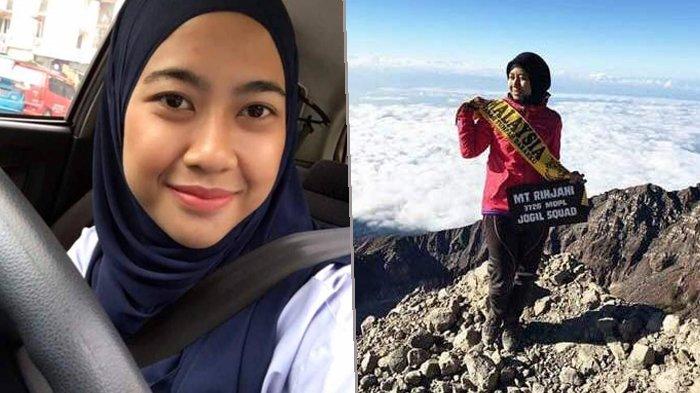 Postingan Terakhir Pendaki Asal Malaysia yang Tewas di Kaki Gunung Rinjani, Menpora Ikut Berduka
