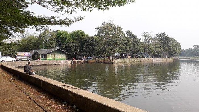Situ Gedong Bogor Tempat Nongkrong Peninggalan Belanda, Udara Sejuk Jadi Favorit Warga Cibinong