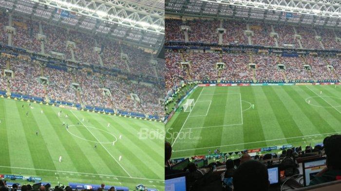 Laga Final Piala Dunia 2018 Prancis Vs Kroasia Diganggu Penyusup
