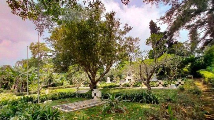 Tetap Terawat, Begini Kondisi Terkini Situs Makam Jerman di Bogor, Rutin Dikunjungi Tiap Tahun