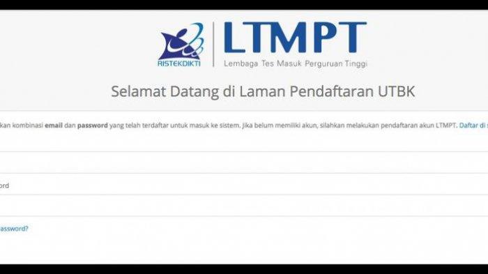 HARI INI ! Pendaftaran Akun LTMPT untuk SNMPTN Ditutup Pukul 17.00 WIB